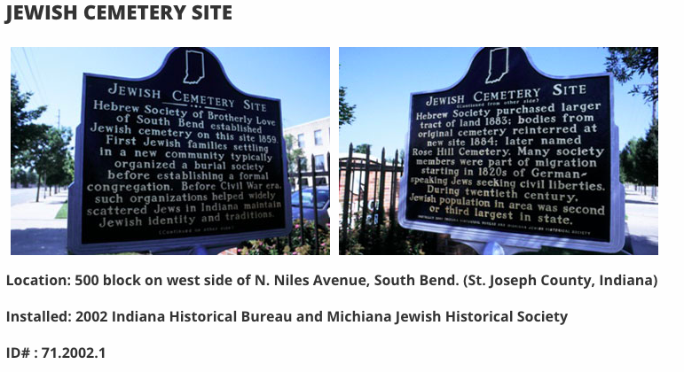 History Resources - Indiana Jewish Historical Society